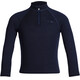 """Icebreaker Kids Compass LS Half Zip Midnight Navy"""